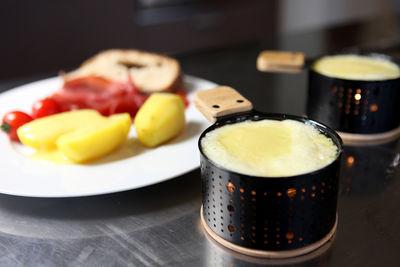 raclette cokut